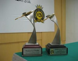 The President Challenge Trophies
