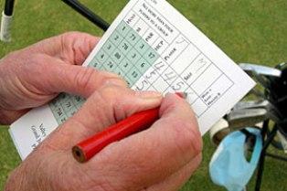 Handicaps in golf