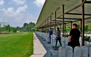 Top Driving Ranges in the Klang Valley