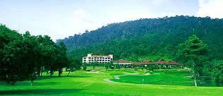 malaysia taiping golf