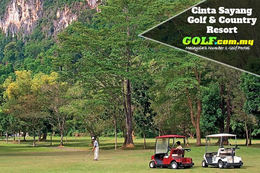 Cinta-Sayang-Golf-Country-Resort