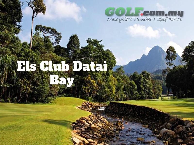 Els Club Datai Bay Golf club