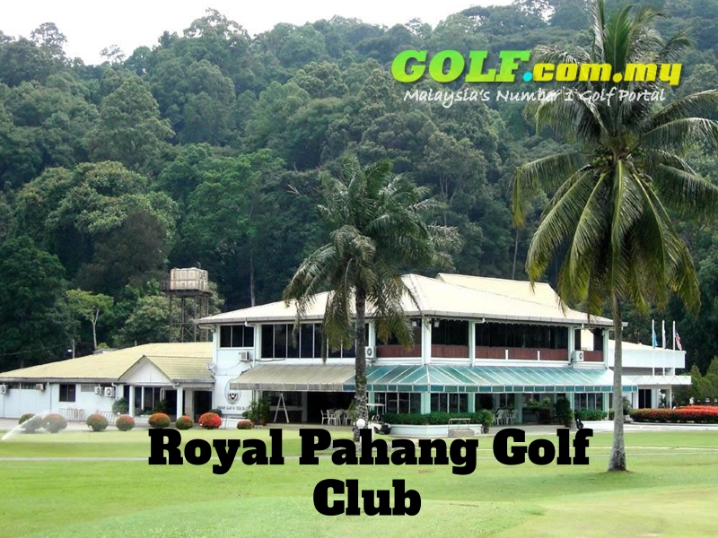 Royal-Pahang-Golf-Club
