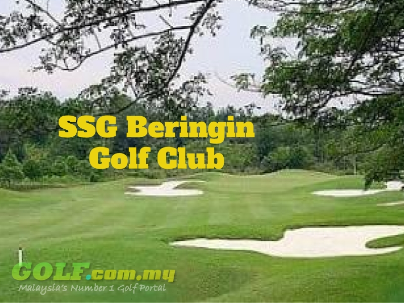 SSG-Beringin-Golf-Club