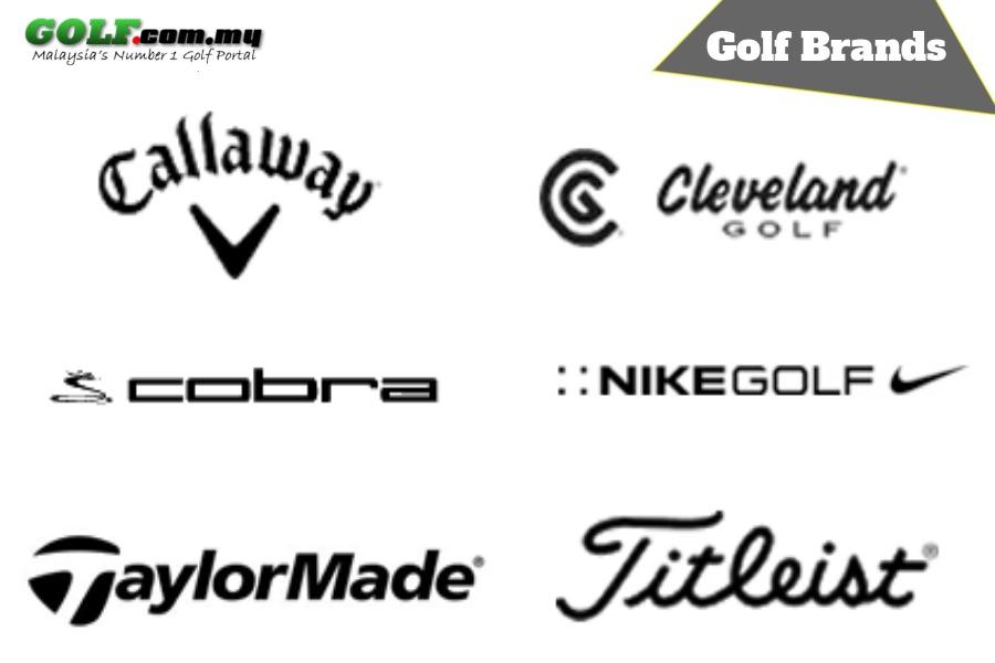 Golf-Brands