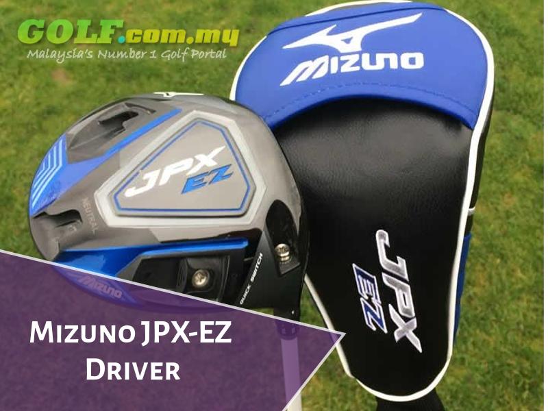 Mizuno JPX-EZ Driver