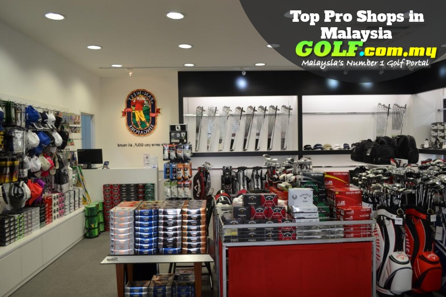 Top Pro Shops in Malaysia