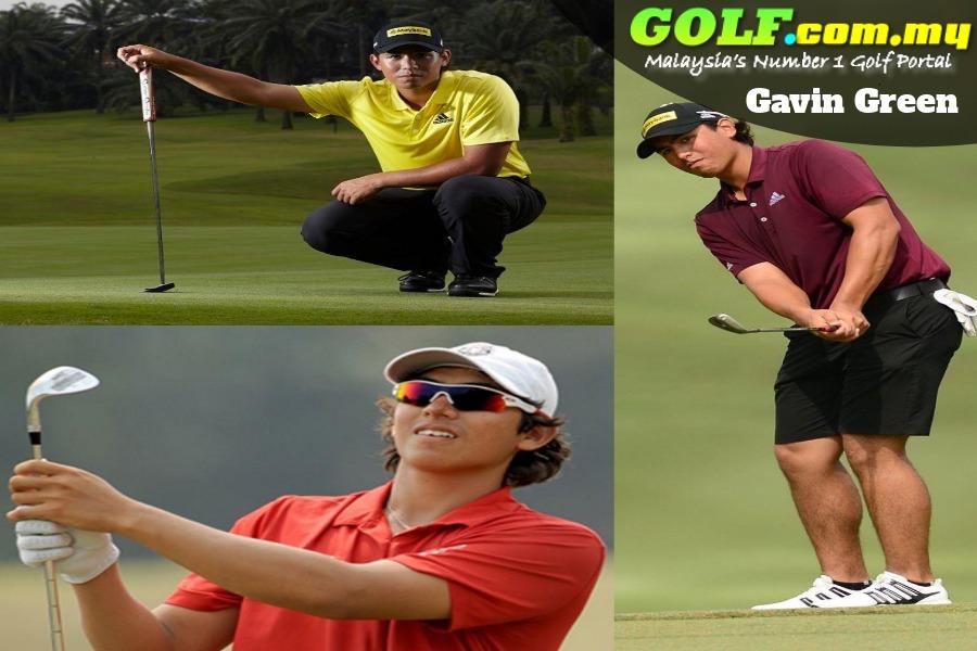 Gavin-green golfer malaysia