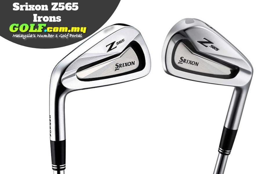 Srixon Z565 Irons
