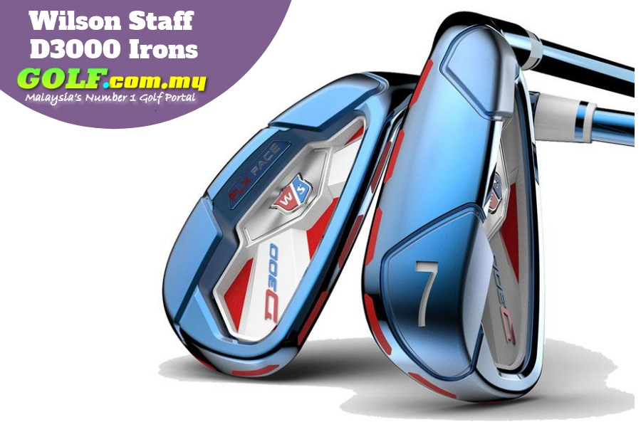 Wilson Staff D300 Irons