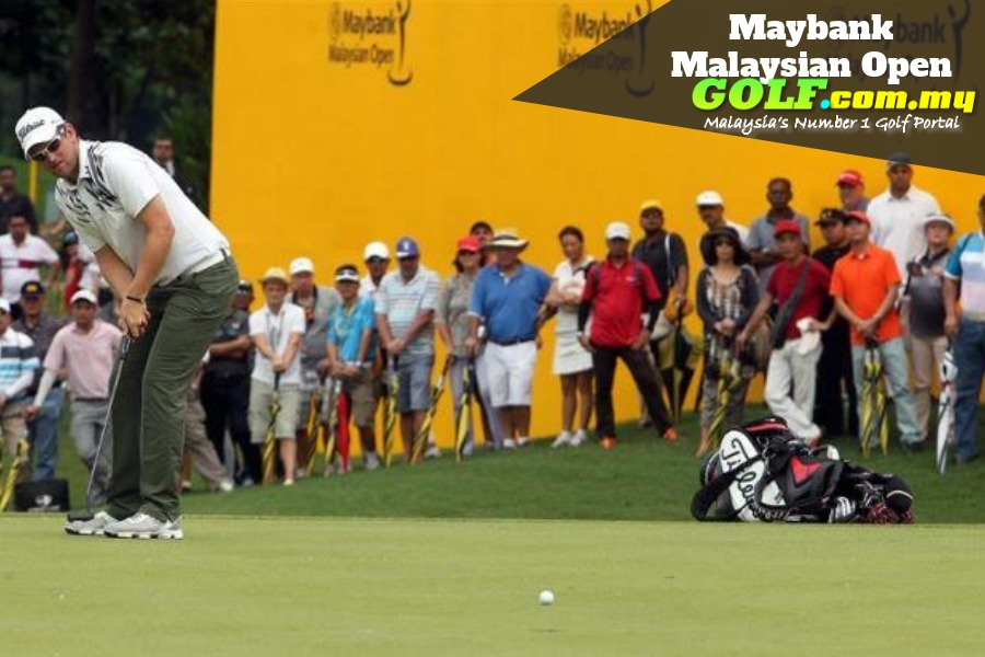 Maybank Malaysian Open 2011 tees off