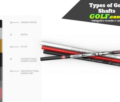 Types-of-Golf-Shafts