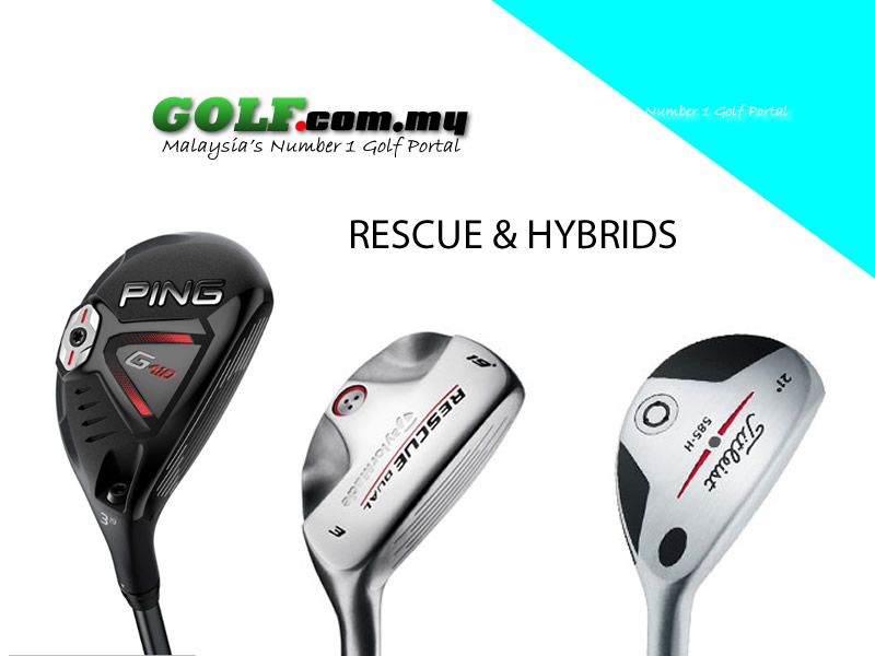 Rescue and Hybrid Clubs